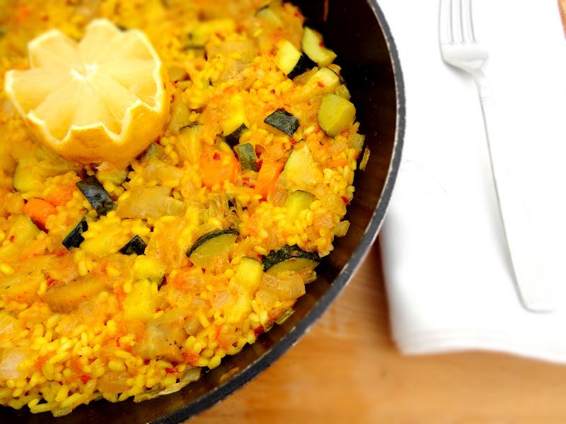 Cocinaros arroz con verduras - Arroz con verduras light ...
