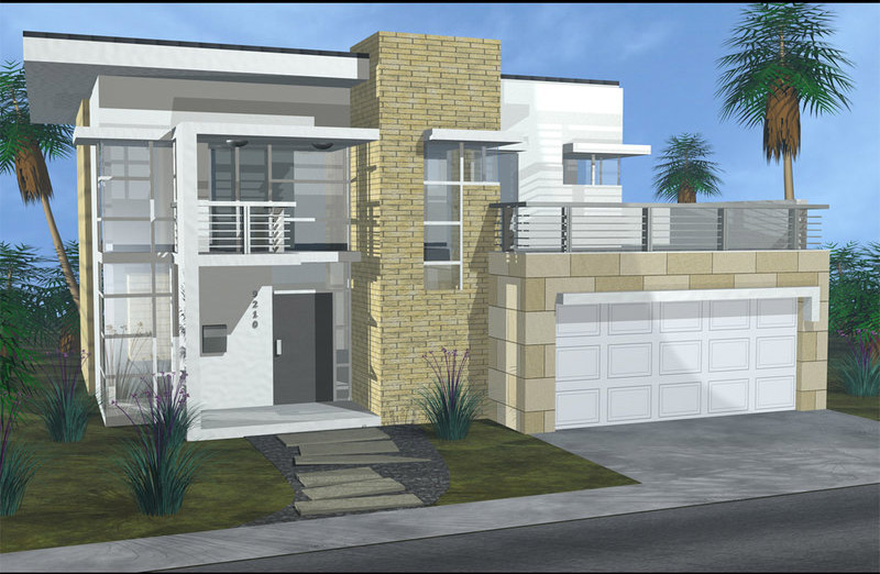 Exterior architecture design art and home designs for Exterior design in architecture
