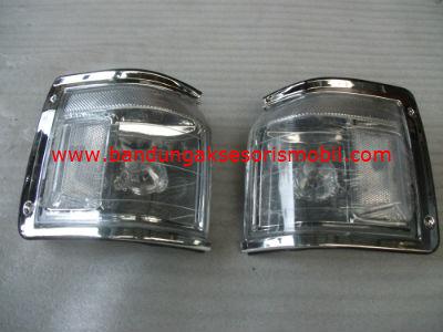Lampu Sen Atas Besar Kristal KIJANG GRAND / SUPER