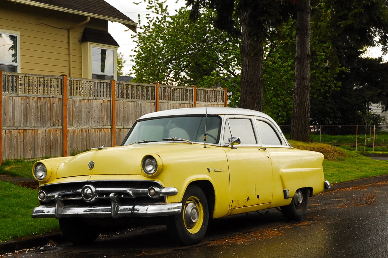 Ford mainline ute for sale autos post for 1954 ford mainline 2 door sedan sale