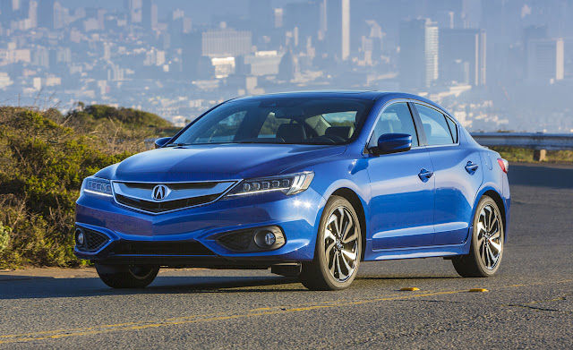 Good Reason to Buy 2016 Acura ILX