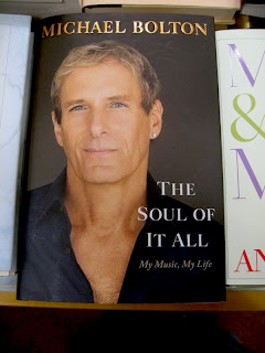 Come on, really?  MICHAEL BOLTON?
