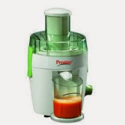 Shopclues: Buy Prestige Centrifugal Juicer Pcj 2.0 worth Rs.22 cashback at Rs.1063