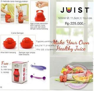 Promo Tupperware Juli Juist
