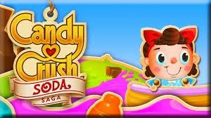 لعبة Candy Crush Soda الاصدار الاخير