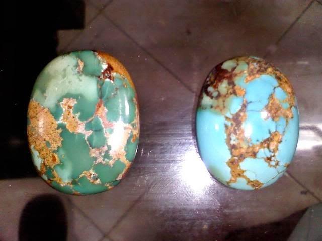 Khasiat Batu Pirus Biru & Hijau