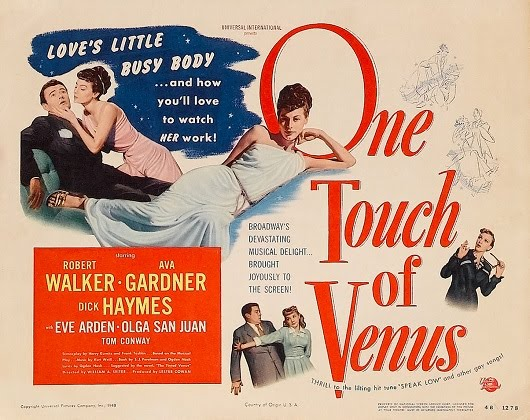 """One Touch of Venus"" (1948)"