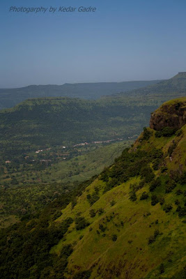 Sahyadri ranges near Satara