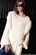. completa línea de accesorios. Aquí parte del lookbook de la colección . moda invierno maria cher sweaters