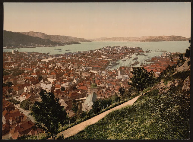 Historical photos - Bergen