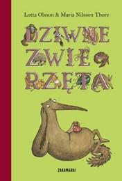 http://lubimyczytac.pl/ksiazka/138645/dziwne-zwierzeta