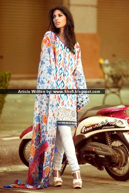 Zara Shahjahan Lawn 2015 Catalog