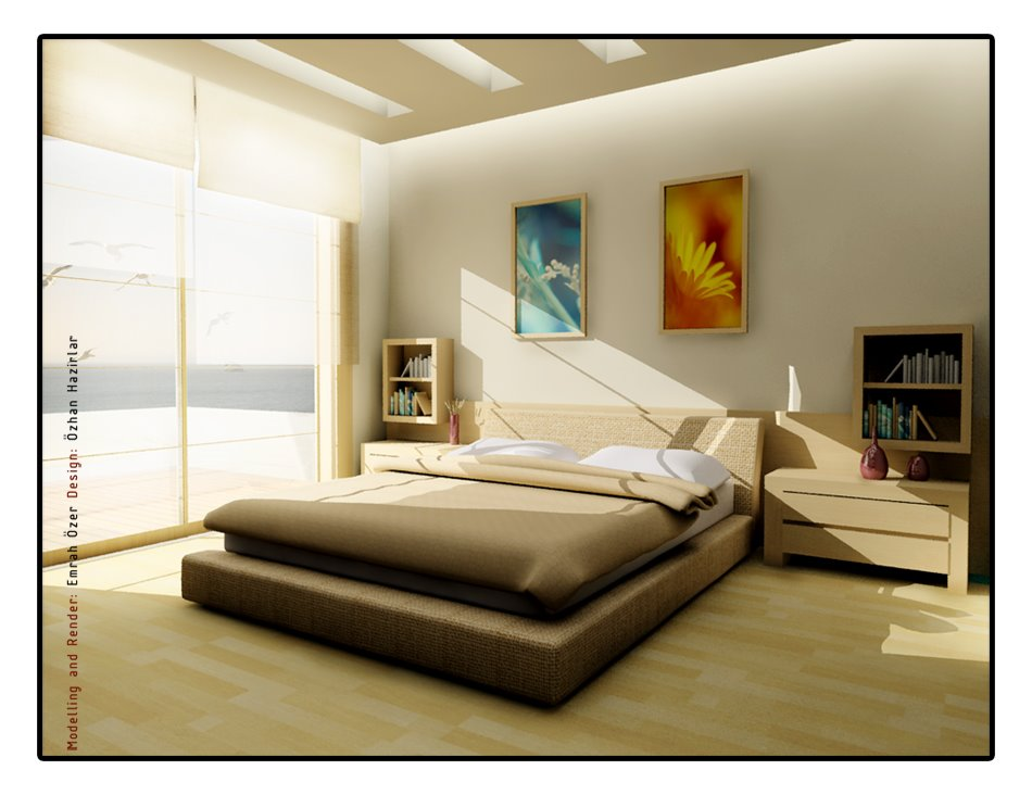 2012 amazing bedroom ideas home design for Interior designs of bedrooms pictures