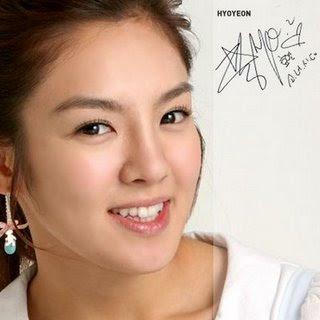 Foto Hyoyeon SNSD