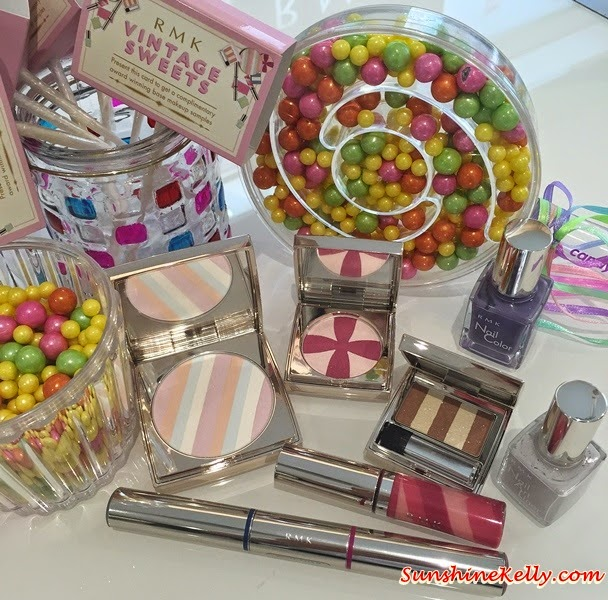 RMK Vintage Sweets 2015 Spring Summer Collection, RMK Vintage Sweets 2015, RMK Spring Summer Collection 2015, RMK Malaysia, Japan Cosmetics