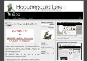 Hoogbegaafdleren blog