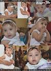 Batizado de Maria Yasmim (6 Meses)
