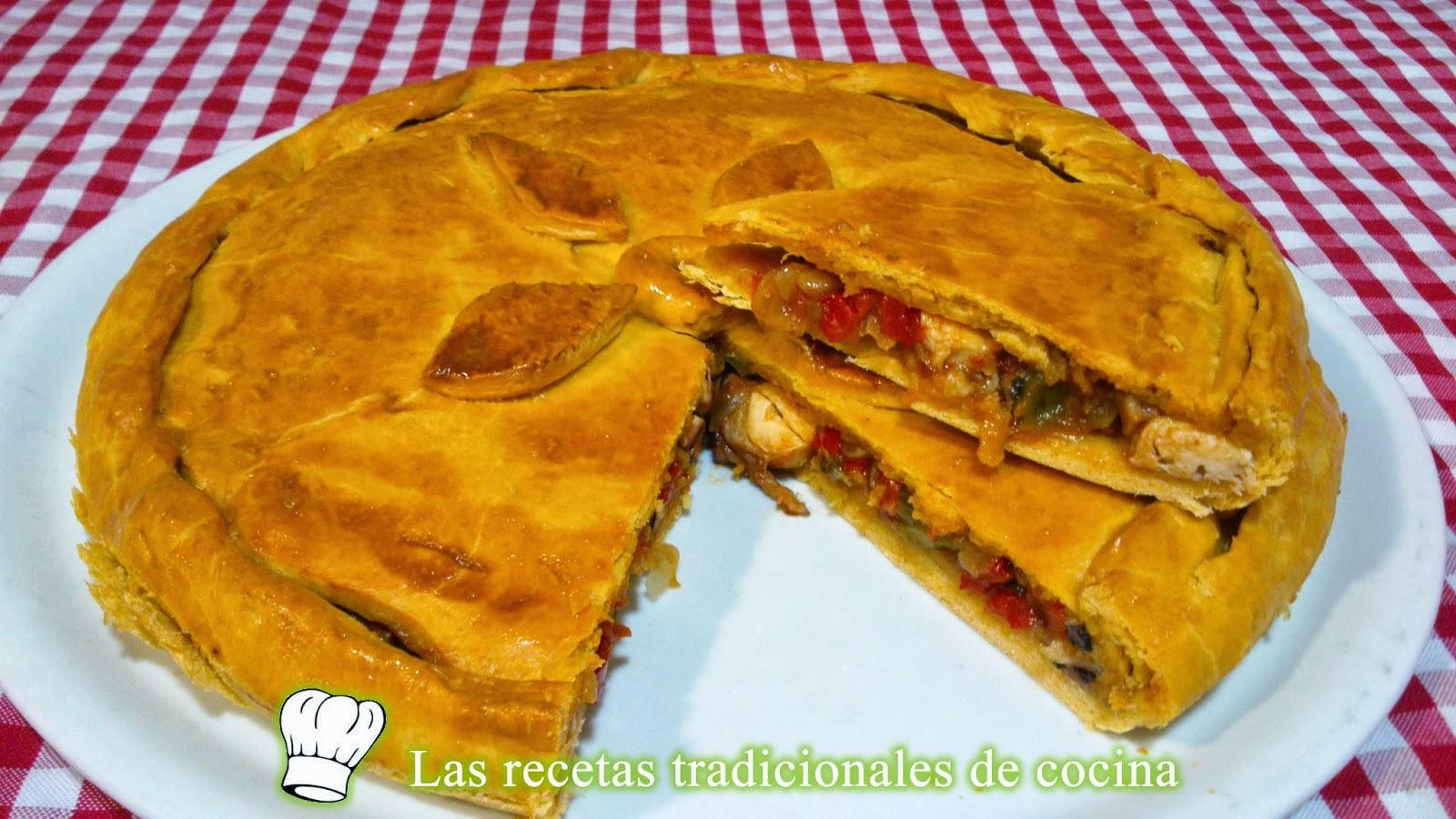 Blog Cocina Gallega | Como Hacer La Empanada Gallega De Pulpo Receta Facil Recetas De
