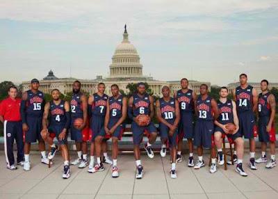 usa dream team 2012
