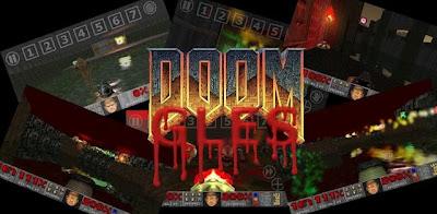 Doom GLES v1.09 Apk