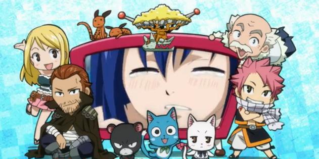 استمتع مع صور انمي Fairy Tail من الحلقة 100 الجديده  F4