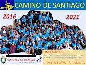 CAMINO de SANTIAGO desde CÁDIZ              2016 - 2021