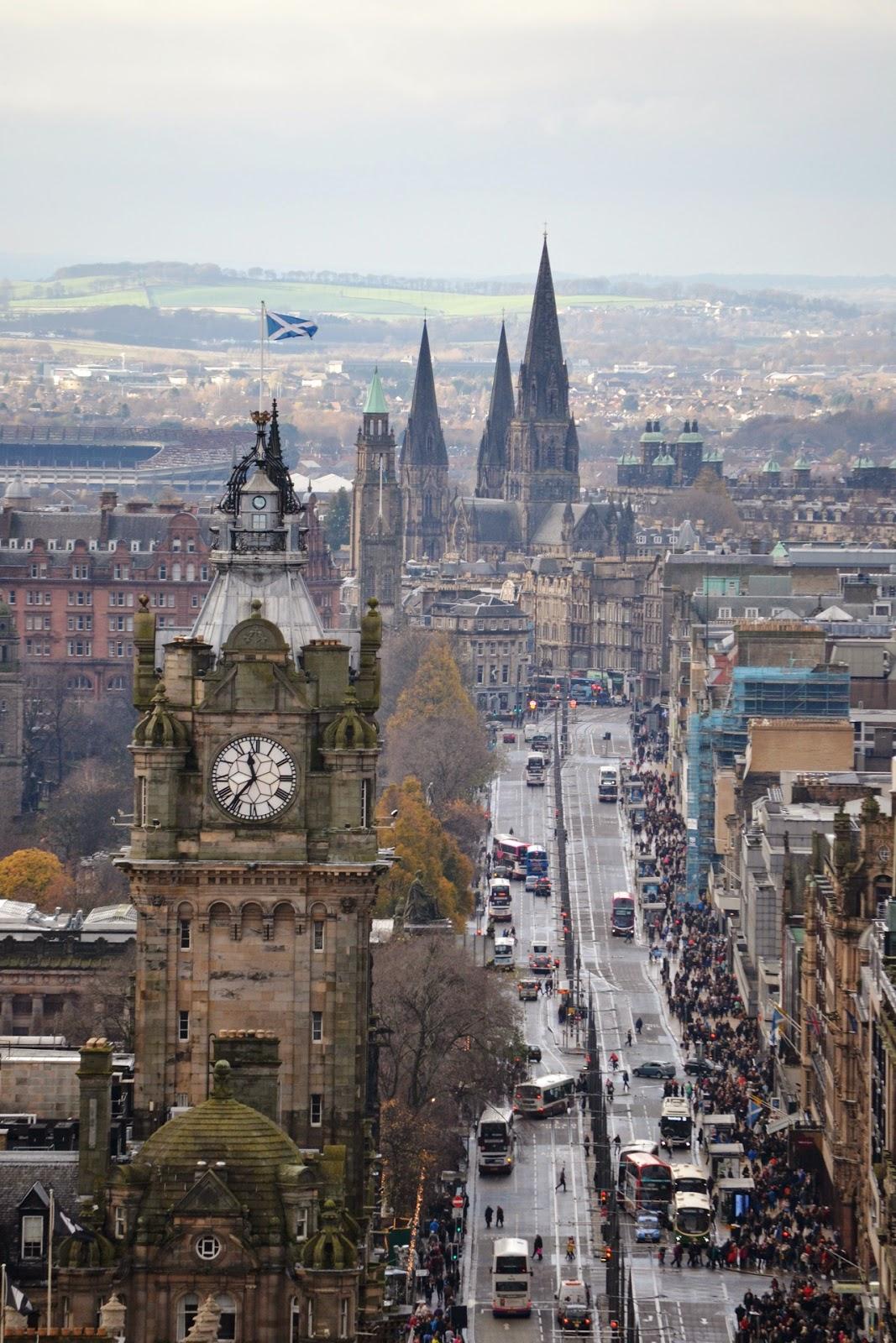 Escocia una tierra de leyenda y misterio edimburgo for Mas edimburgo