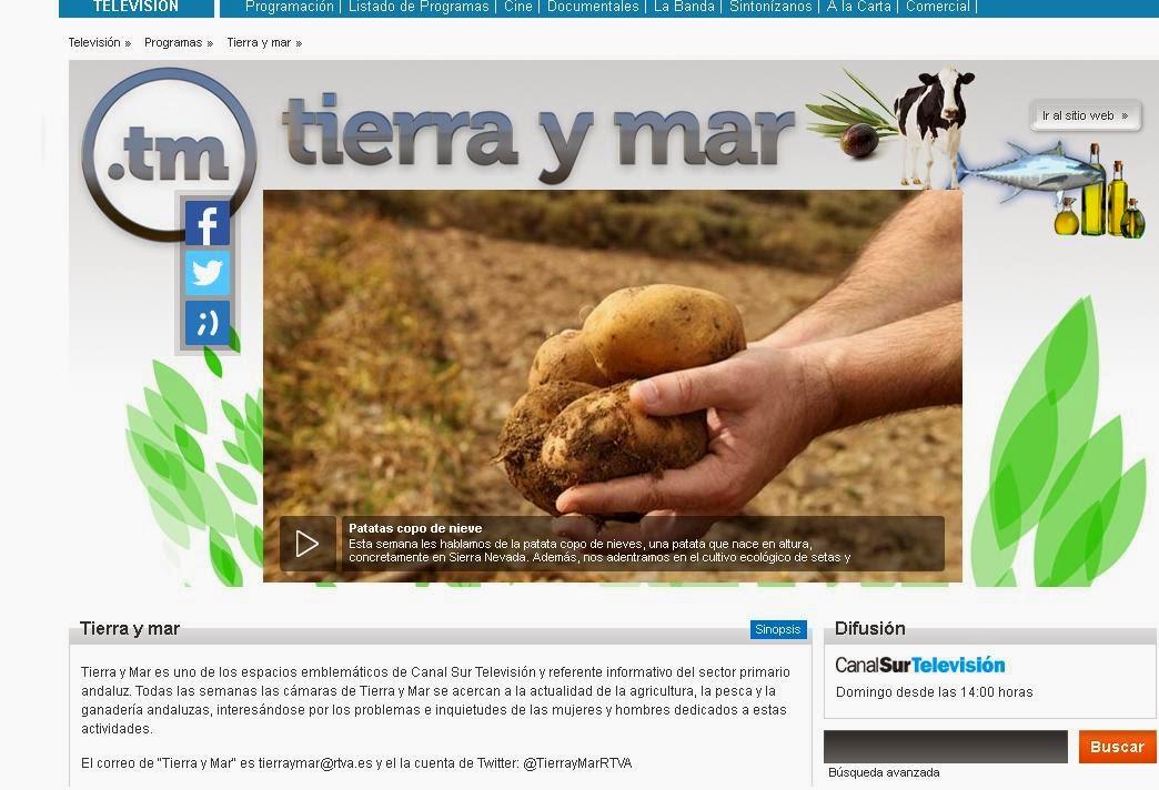 http://alacarta.canalsur.es/television/programa/tierra-y-mar/43