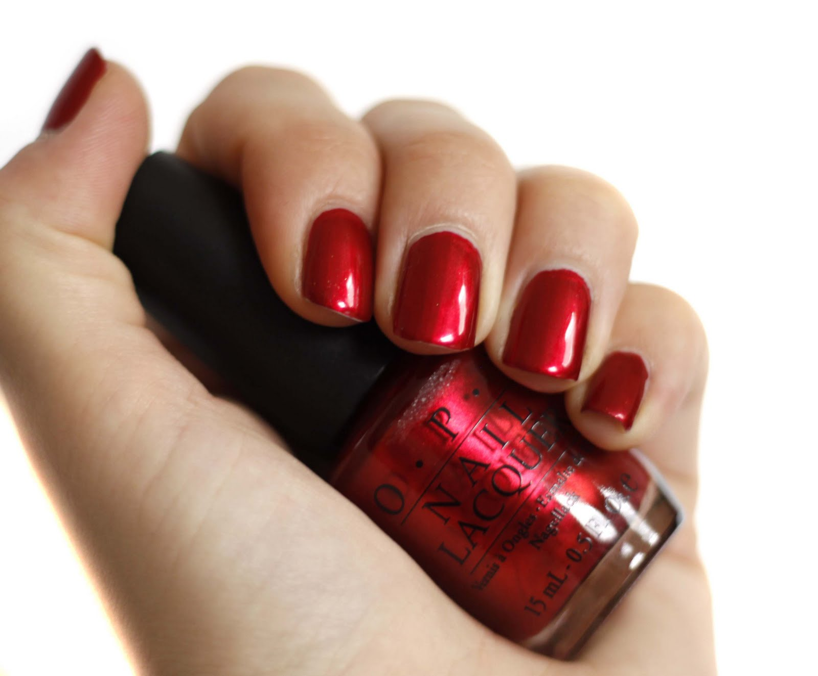 Opi An Affair In Red Square Well This Is A Polish I Picked Up Just Last Week After Quite While Wanting It Yay