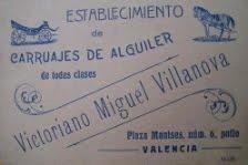 VICTORIANO MIGUEL VILLANOVA