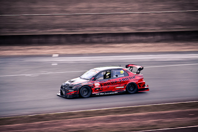 Mitsubishi Lancer Evolution, Sierra Sierra Enterprises, WTAC 2011