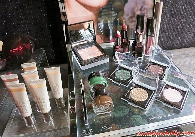 Laura Mercier Fall 2014 Sensual Reflections, Laura Mercier, Laura Mercier Makeup, Laura Mercier Fall 2014, Sensual Reflections, Samson Chan, Makeup Artist, Fall Makeup Trend, Fall 2014 Colours