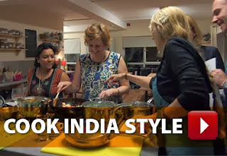 Learn To Cook Indian Style
