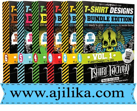 T-Shirt Factory : T-shirt designs - MEGA BUNDLE $1200 free download