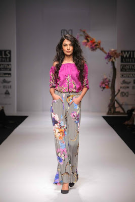 Hemant & Nandita at Wills Lifestyle India Fashion Week - Spring Summer 2012 Day 3