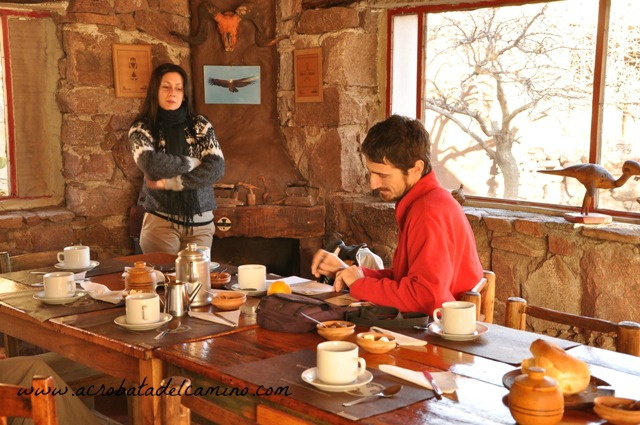 desayunos hospedajes rurales