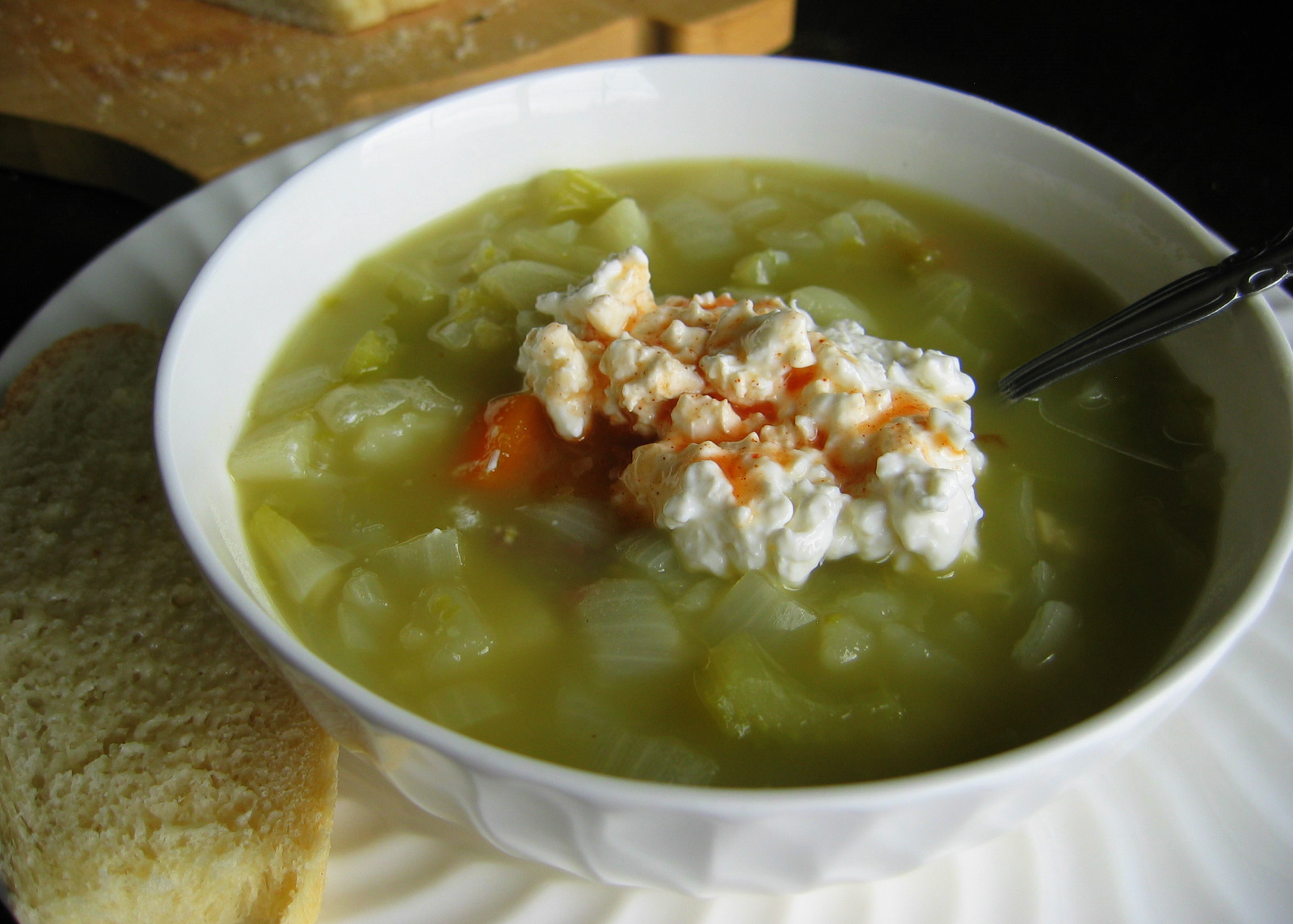 ... Cookies with Sprinkles: Green Split Pea Soup...Frugal Deliciousness