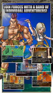 DRAGON QUEST VI v1.0.1 Apk Data
