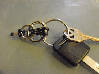 3 Ring Keychain!