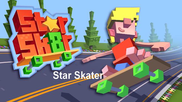لعبة  Star Skater