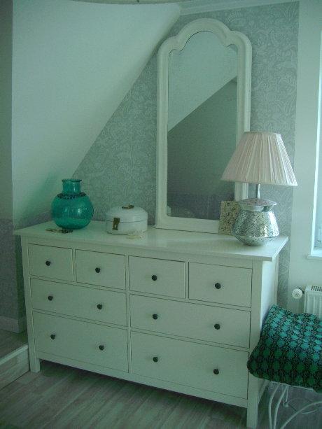 nordische romantik ein bi chen schlafzimmer. Black Bedroom Furniture Sets. Home Design Ideas
