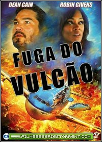Fuga Do Vulcão Dublado Torrent (2014)