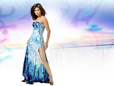 Indian Actress Priyanka Chopra new HD wallpapers 2012