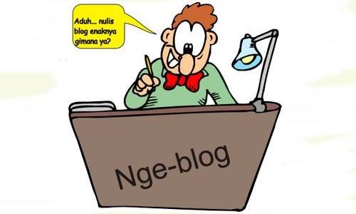 Tips untuk Memilih Topik Blog