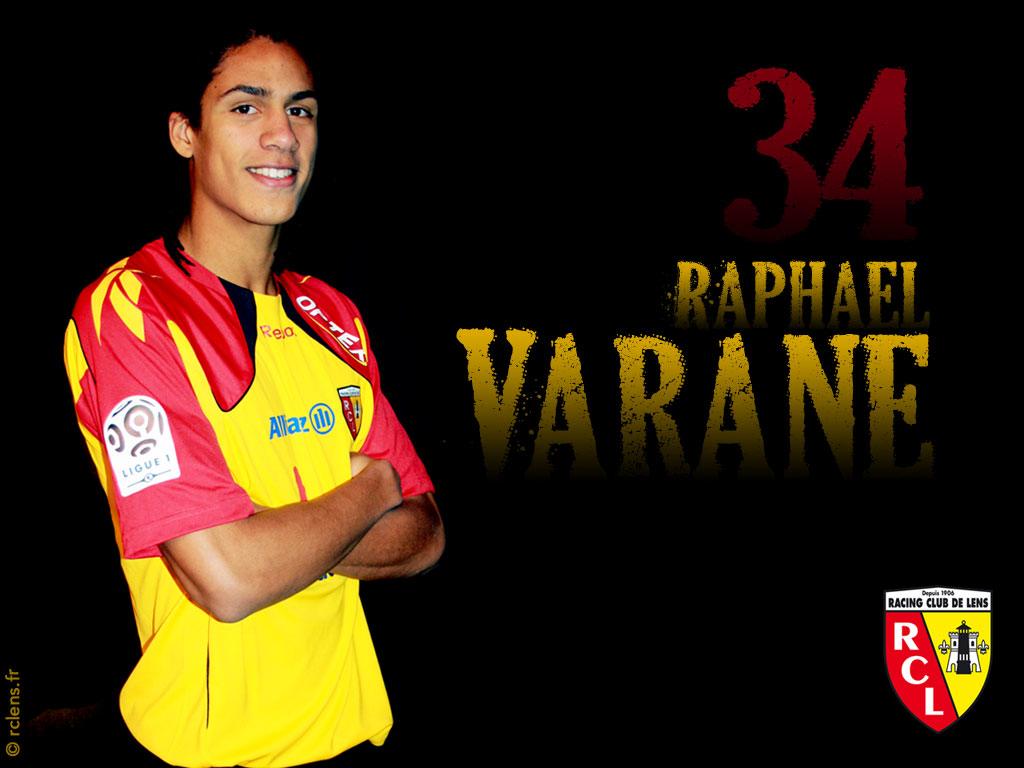World Sports Hd Wallpapers Real Madrid Raphael Varane Hd Wallpapers 2012