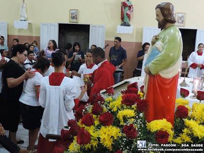 Festa de São Mateus movimenta a comunidade
