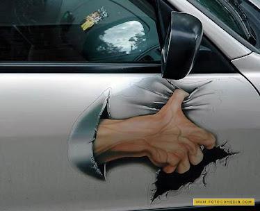 Tatoo para carro??