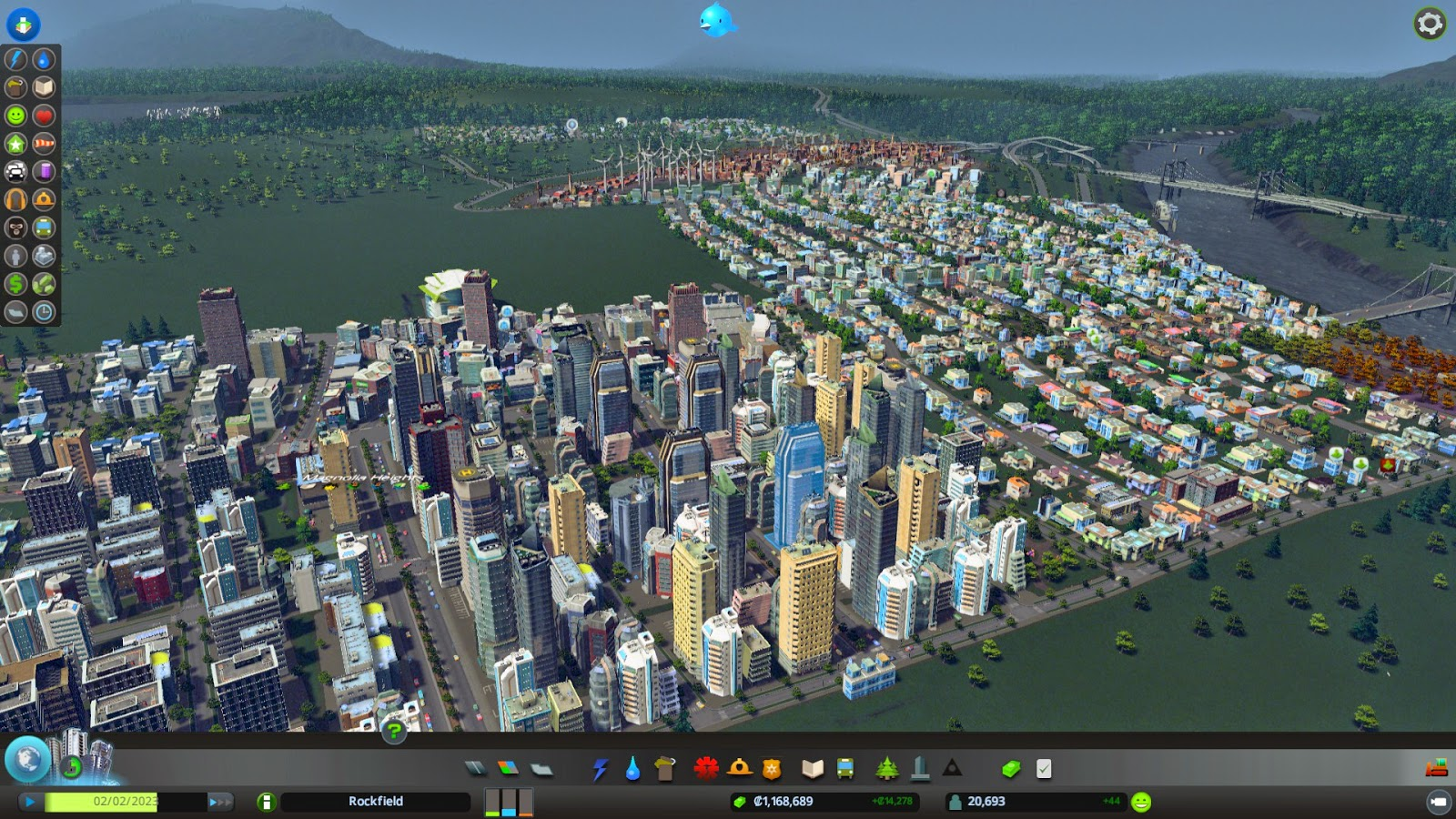 Cities Skylines Mod Building Theme