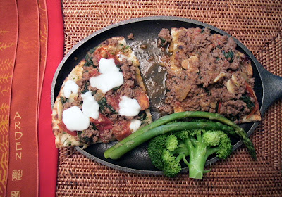 ROBBY ROBINSON'S DEIT - HEALTHY MEALS TO BUILD BIG MUSCLE - BEEF SAUTEE WITH HOME-MADE BREAD AND VEGETABLES RR'S NATURAL ANABOLIC 7-PACK ▶  www.robbyrobinson.net/anabolic-pack.php