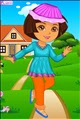 Dora Off To School Games